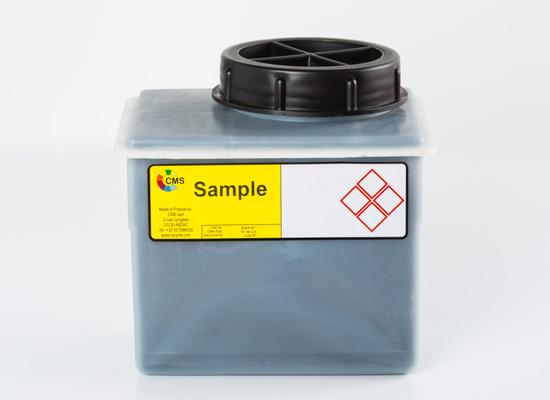 Tinta compatible con Domino BK0101RX