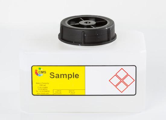 Tinta compatible con Domino IR-252WT