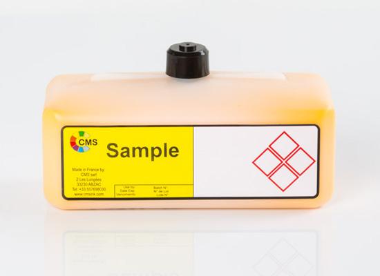 Tinta compatible con Domino YL6105C