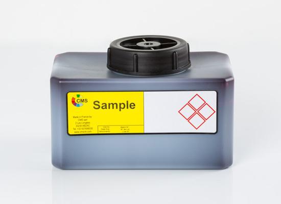 Tinta compatible con Domino IR-803BK