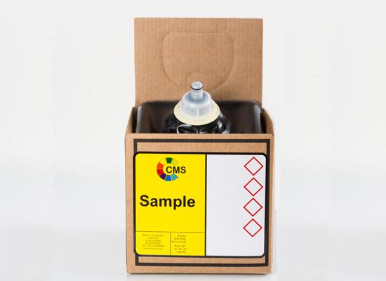 Tinta compatible con Domino BK8601