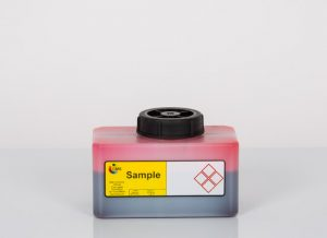Compatible ink to Domino IR-449RD