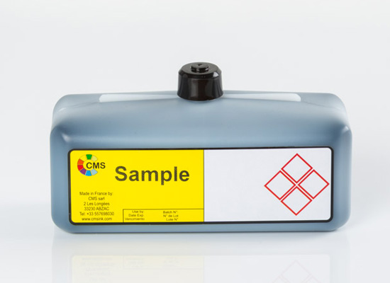 Compatible ink to Domino BK0101CX
