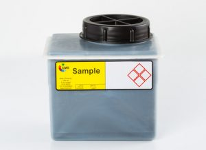 Compatible ink to Domino BK0101RX