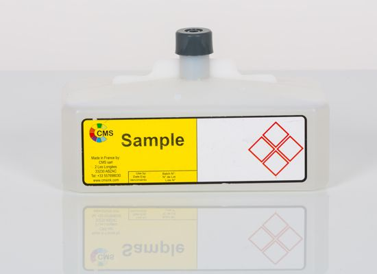 Compatible ink to Domino IC-214CL