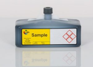 Compatible ink to Domino IC-223BK