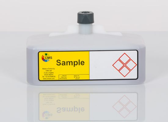 Compatible Make-up fluid to Domino MC-270BK