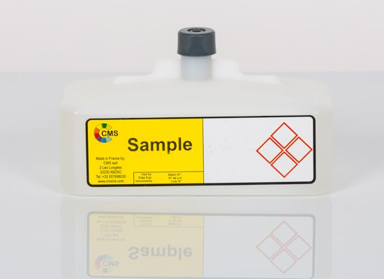 Compatible Make-up fluid to Domino MC-214CL