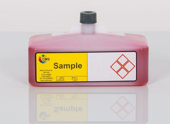 Tinta compatible con Domino IC-449RD