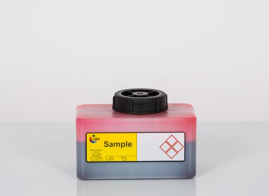 Tinta compatible con Domino IR-449RD