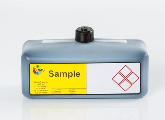 Tinta compatible con Domino BK0101CX