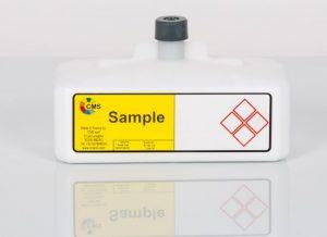Tinta compatible con Domino IC-254WT