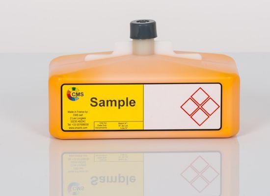 Tinta compatible con Domino IC-261YL