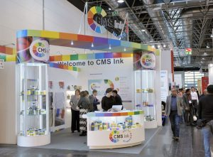 CMS stand Interpack